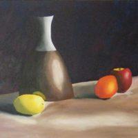 La Carafe - Acrylique sur toile - (50 x 61 cm)