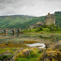 Eilean Donan Castle (Ecosse)